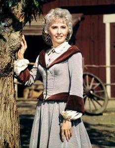 Barbara Stanwyck as Victoria Barkley
