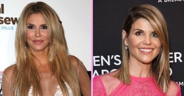 Brandi Glanville Mocks Lori Loughlin After Her Son Gets Accepted To USC
