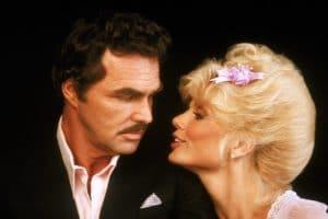 STROKER ACE, Burt Reynolds, Loni Anderson
