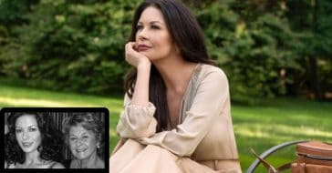 Catherine Zeta-Jones Shares A Photo With Her Mother And The Resemblance Is Crazy