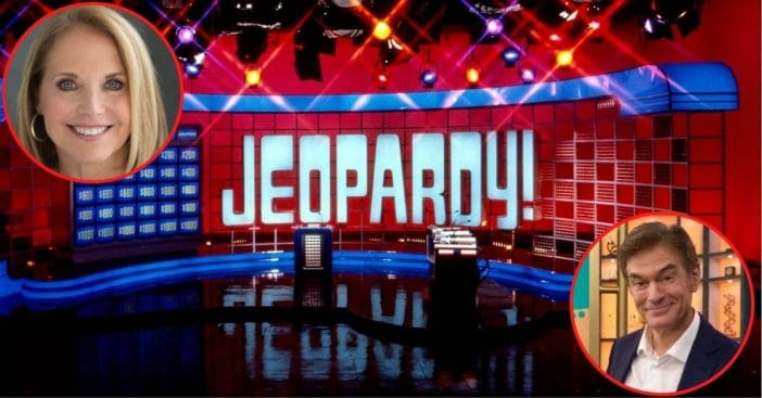 Check Out The Current Schedule Of 'Jeopardy!' Guest Hosts