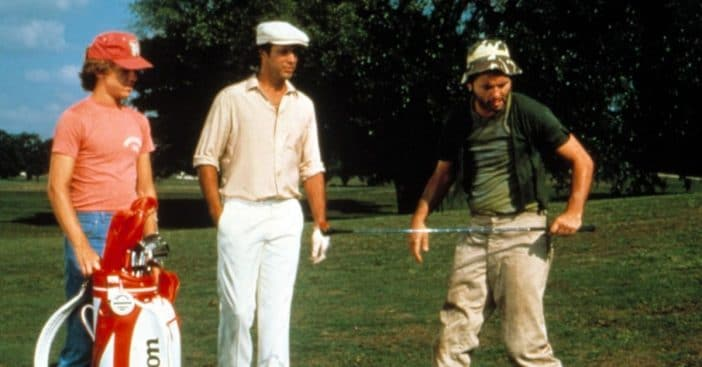 Chevy Chase and Bill Murray hated each other