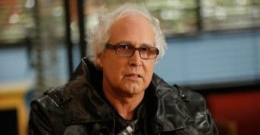 Chevy Chase recovering after hospital stay