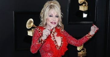 Dolly Parton receives 50th Grammy Award nomination
