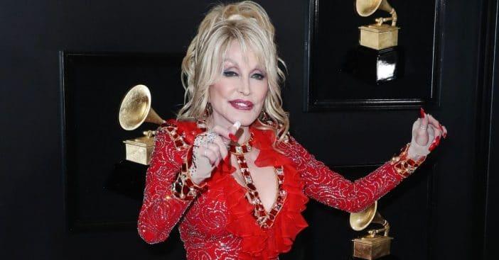 Dolly Parton receives 50th Grammy Award nomination