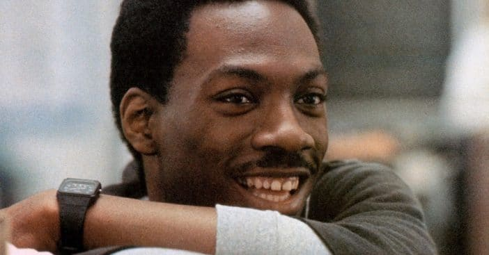 Eddie Murphy receives NAACP Image Awards Hall of Fame award