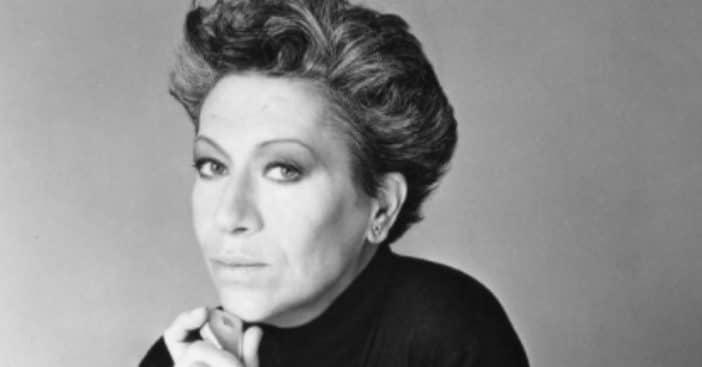 Elsa Peretti died