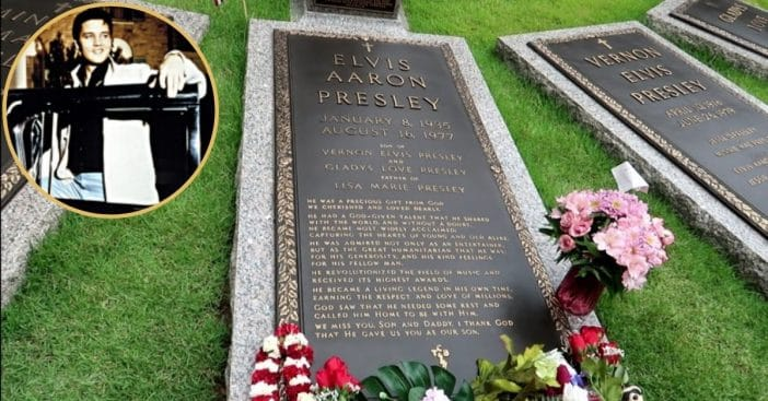 Elvis Presley's Family Deems Graceland Gravesite 'Disrespectful'