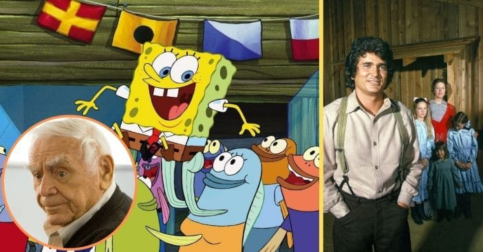 From Oceans To Prairies_ 'Spongebob Squarepants' & 'Little House' Share Common Actor