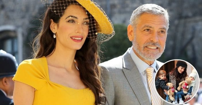 George Clooney talks marriage and kids in his 50s
