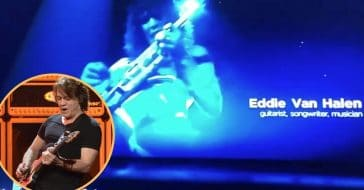 Grammy Producer Responds To Comments About 'Disappointing' Eddie Van Halen Tribute