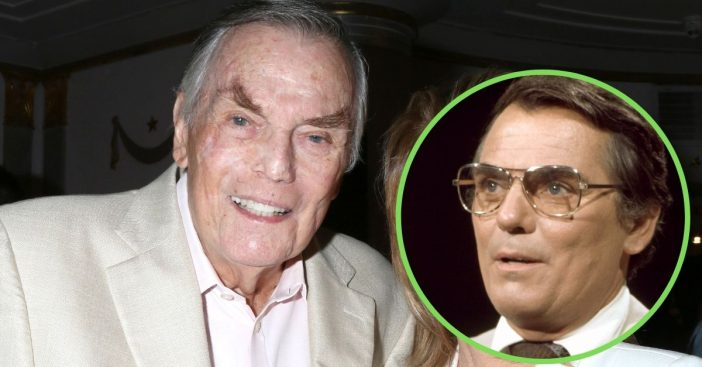 'Hollywood Squares' Host Peter Marshall Celebrates 95th Birthday With Virtual Party