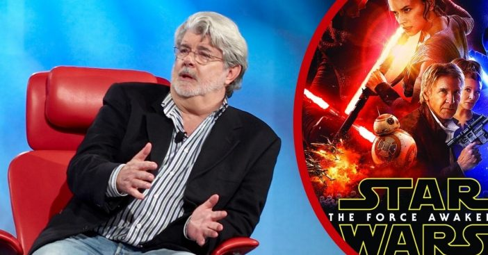 Inside reports reveal Lucas has mixed feelings since Disney acquired Lucasfilm
