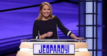 'Jeopardy!' Fans React To Katie Couric's Guest Host Debut