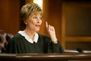 Judge Judy sports thousands of episodes across 25 seasons