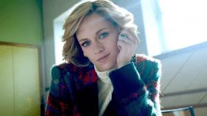 Kristen Stewart plays the People's Princess in Spencer