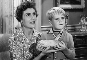 Leave It to Beaver and The Munsters have, in fact, more in common than expected
