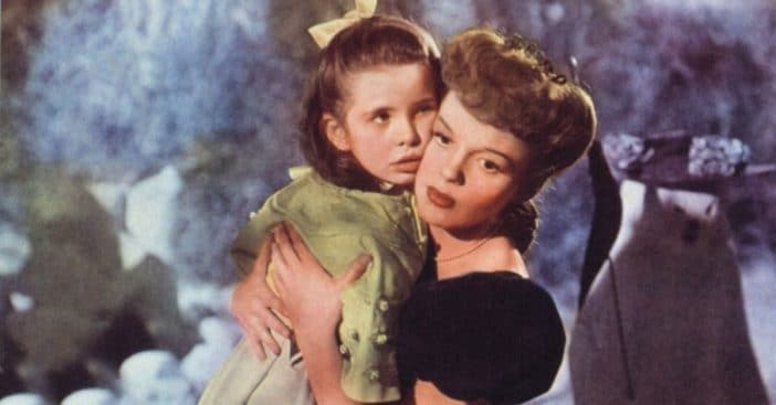 Margaret O Brien talks about working with Judy Garland