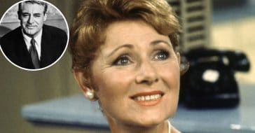 Marion Ross confided in Cary Grant about her pregnancy