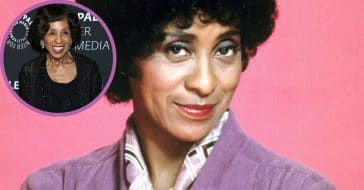 Marla Gibbs then and now