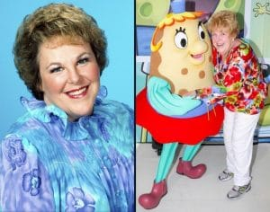 Mary Jo Catlett is a famous part of the Diff'rent Strokes and Spongebob cast