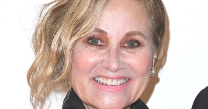 Maureen McCormick gives advice on how to deal with the pandemic