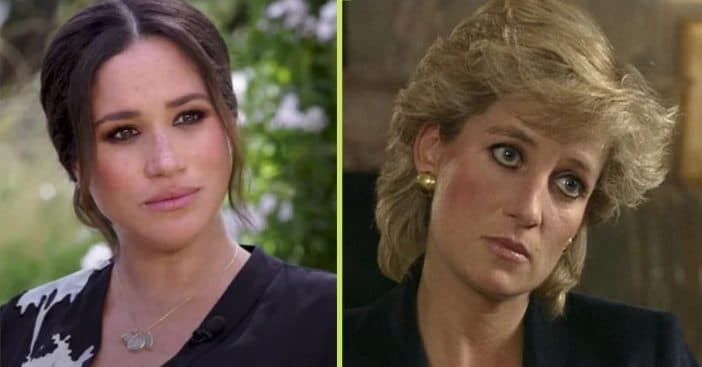 Meghan And Harry's Tell-All Similar To Princess Diana's Heated 1995 interview