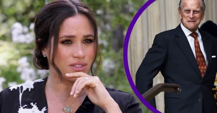 Meghan Markle shared some difficult insights with Oprah