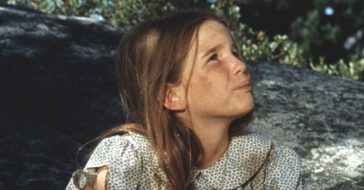 Melissa Gilbert had trouble filming this Little House scene