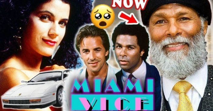 Miami Vice Then and Now