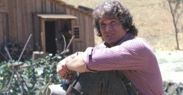 Michael Landon did not like wearing underwear on set