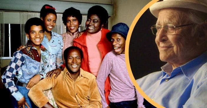 Norman Lear helped produce 'Good Times'