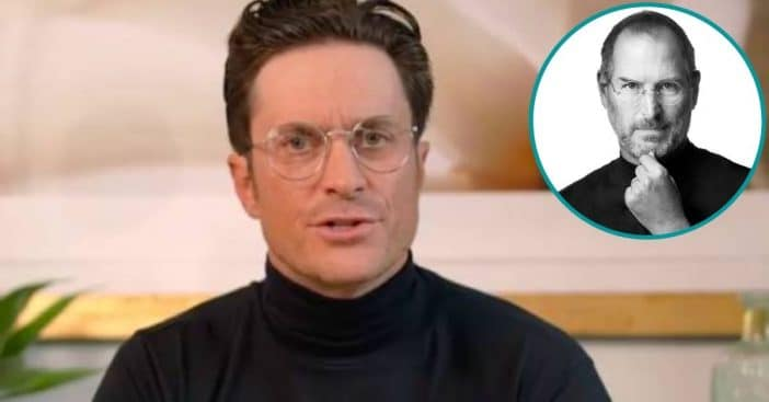 Oliver Hudson Gets Makeover, People Think He Looks Like This Famous Tech Icon