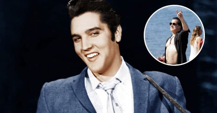 One rock star was never able to see Elvis Presley live