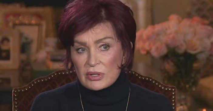Osbourne feels she's being targeted