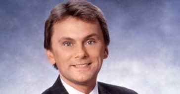 Pat Sajak once hosted Wheel of Fortune while drunk