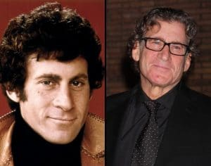 Paul Michael Glaser was the first and original Starsky to David Soul's Hutch