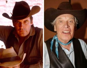 Peter Breck then and after / Everett Collection / DirectTV