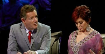 Piers Morgan believes Sharon Osbourne was bullied out of her job