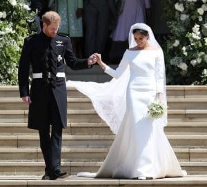 Piers Morgan shared a story ddressing claims the Duke and Duchess had a private wedding before the public ceremony