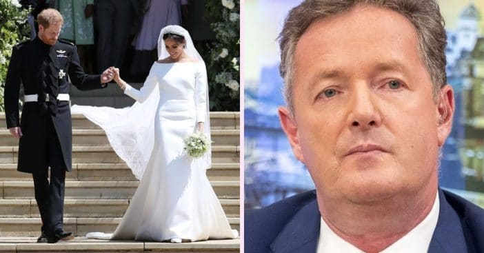 Piers Morgan's opinion stayed consistent / YouTube
