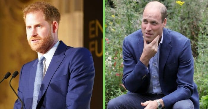 Prince William 'Upset' And Missing Brother Following Meghan & Harry's Interview