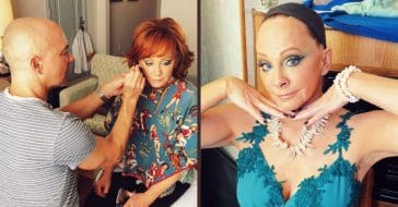 Reba McEntire Shares Behind-The-Scenes Photos From 'Barb & Star Go To Vista Del Mar'