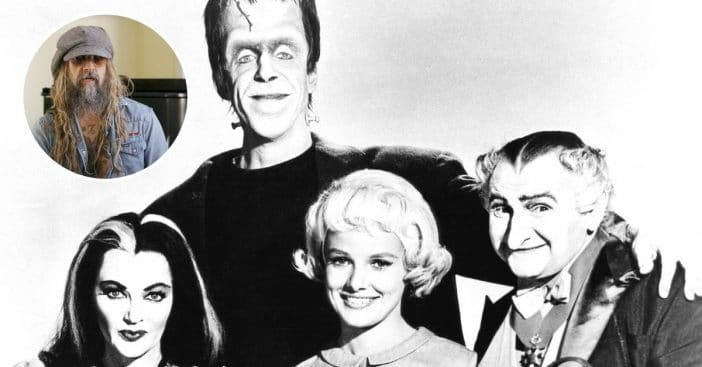 Rob Zombie working on a new Munsters movie
