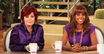 Sharon Osbourne accused of racism from former Talk co host