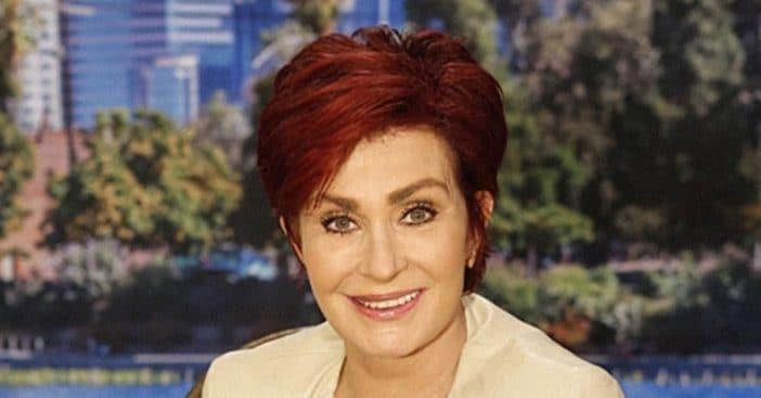 Sharon Osbourne is leaving The Talk