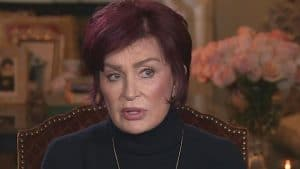 Sharon Osbourne responds to the recent fallout she's facing and calls it a set up