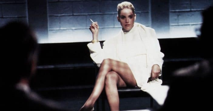 Sharon Stone Says She Was Misled About Nudity In 'Basic Instinct' Scene