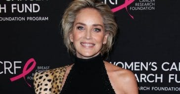 Sharon Stone Sounds Off On Cancel Culture_ _Stupidest Thing I've Ever Seen_