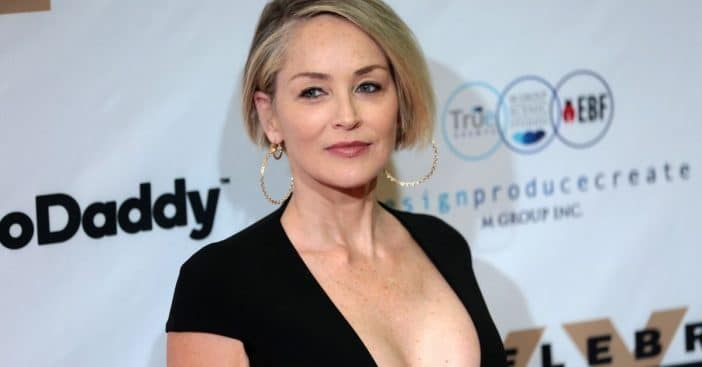 Suffering a stroke gave Sharon Stone an experience she says is rooted in spirituality and science